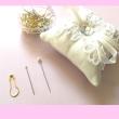 Premium Pin Cushion Set - Anggun Chitra