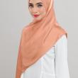 Satin Silk - Peachy Brown - Anggun Chitra