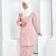 Kurung Songket - Pink - Anggun Chitra