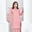 Modern Kurung  - Pink  - Anggun Chitra