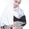 Songket in Silver - Anggun Chitra