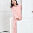 Modern Kurung  - Soft Pink  - Anggun Chitra