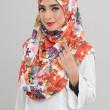 Afiyah - Garden Lily Red - Anggun Chitra