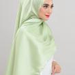 Satin Silk - Mint Green - Anggun Chitra