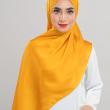 Satin Silk - Bumblebee Yellow - Anggun Chitra