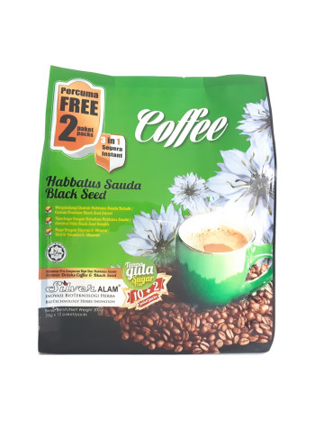 HABBATUS SAUDA 3IN1 COFFEE