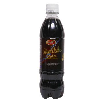 [Stevia Tvia] Karbonat Cola 100% Manis Tanpa Gula