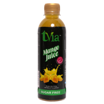 [Stevia Tvia] Jus Mangga 100% Manis Tanpa Gula