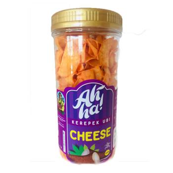 Ah'Ha Kerepek Ubi Cheese Jumbo