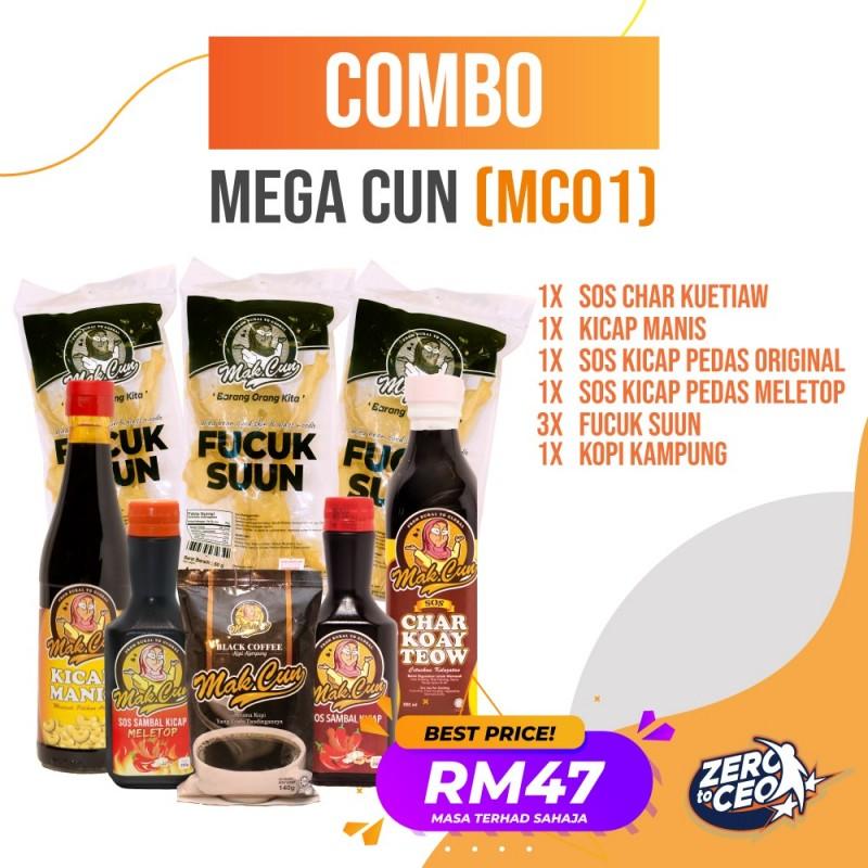 [COMBO] Mega Cun (MCO 1)