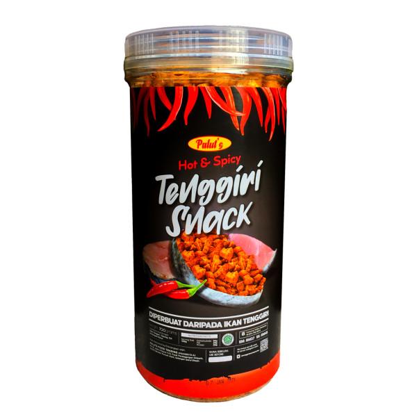  Palut's  Hot & Spicy Tenggiri Snack (700g) - Mak Cun Mart