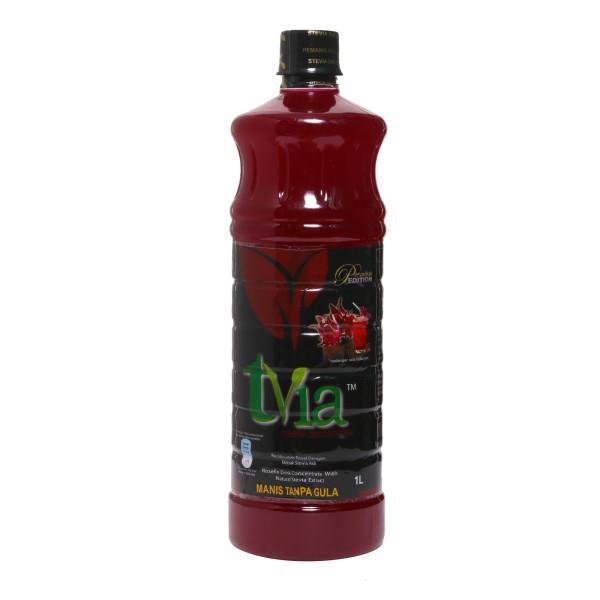 [Stevia Tvia] Bes Roselle 100% Manis Tanpa Gula - Mak Cun Mart