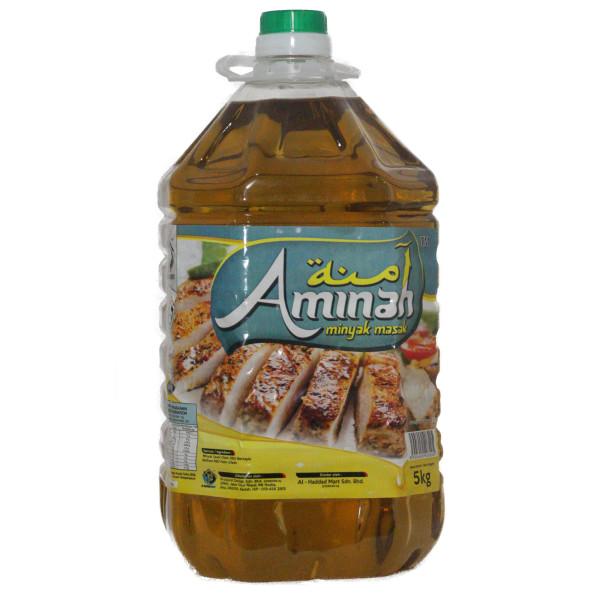 [Aminah] Minyak Masak 5kg - Mak Cun Mart