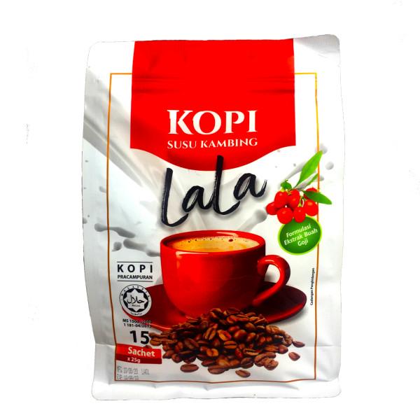 Kopi Susu Kambing Lala (15 Sachet X 25g) - Mak Cun Mart