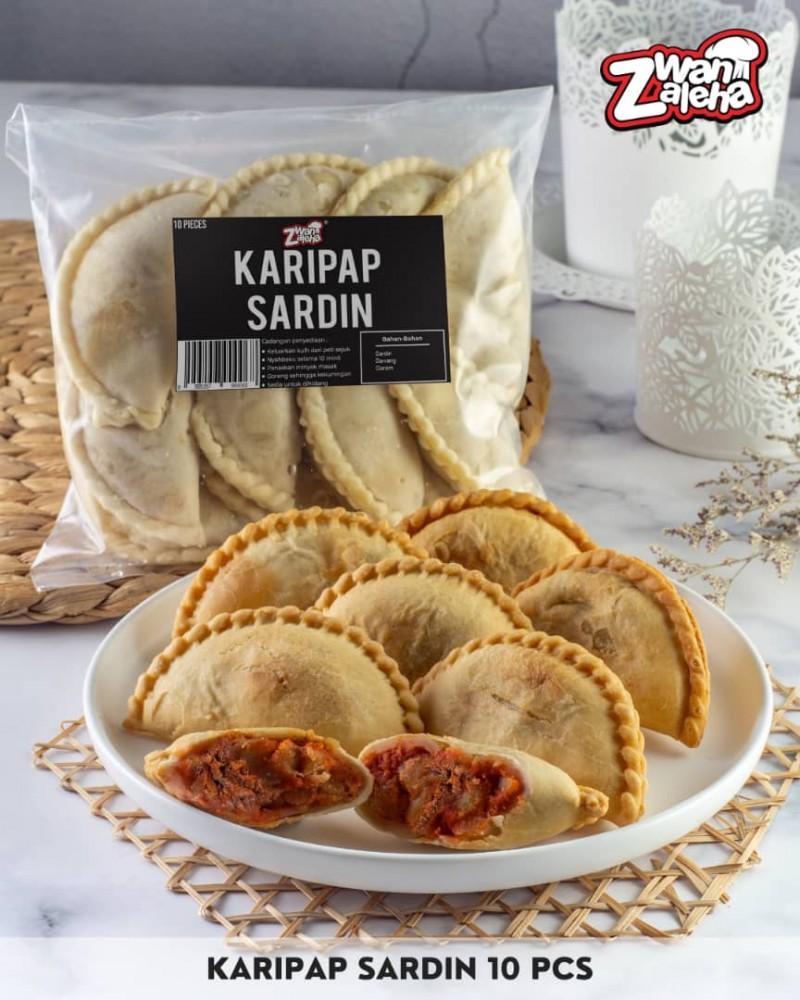 KARIPAP SARDIN (10 PCS)