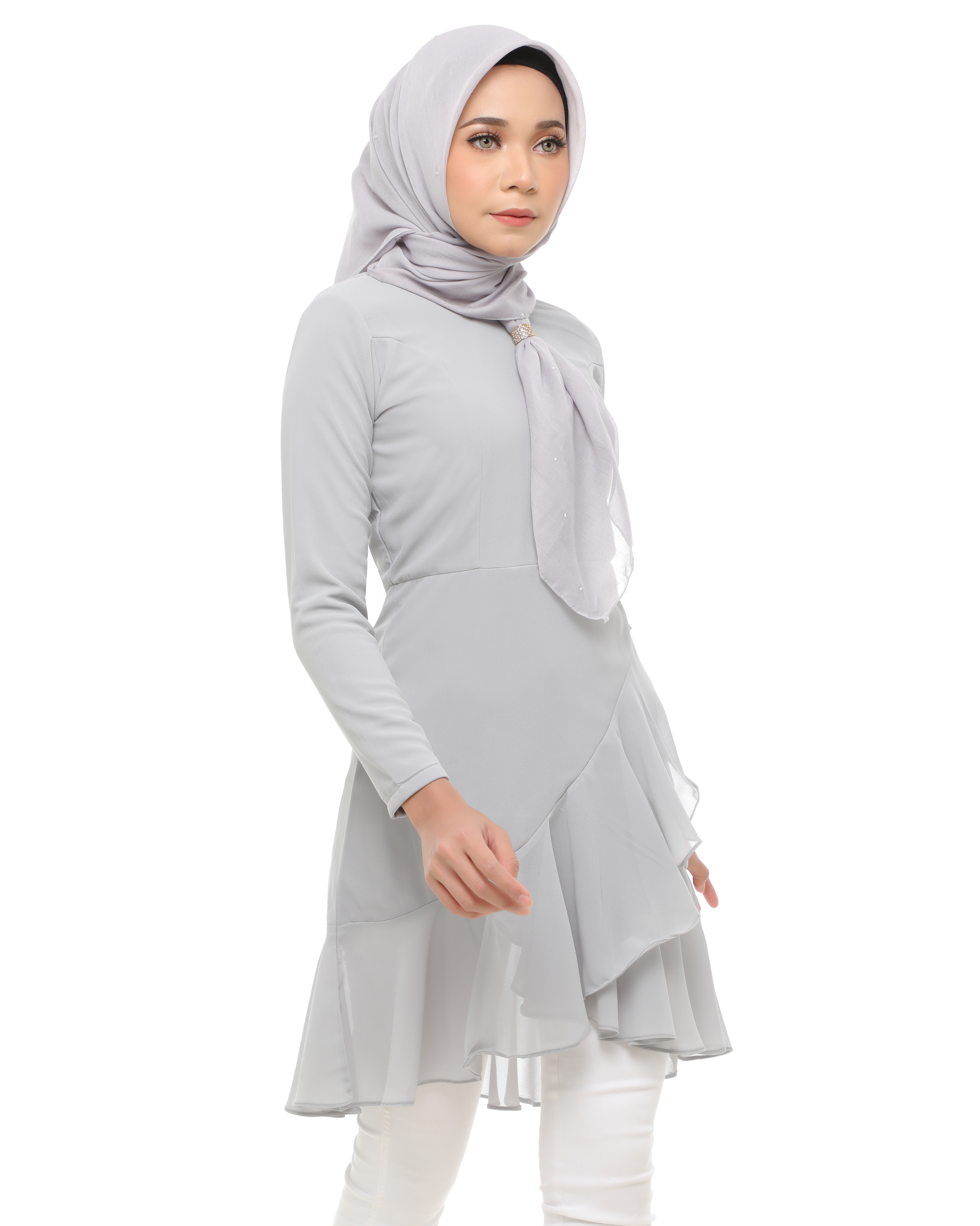 Katlyn - Light Grey