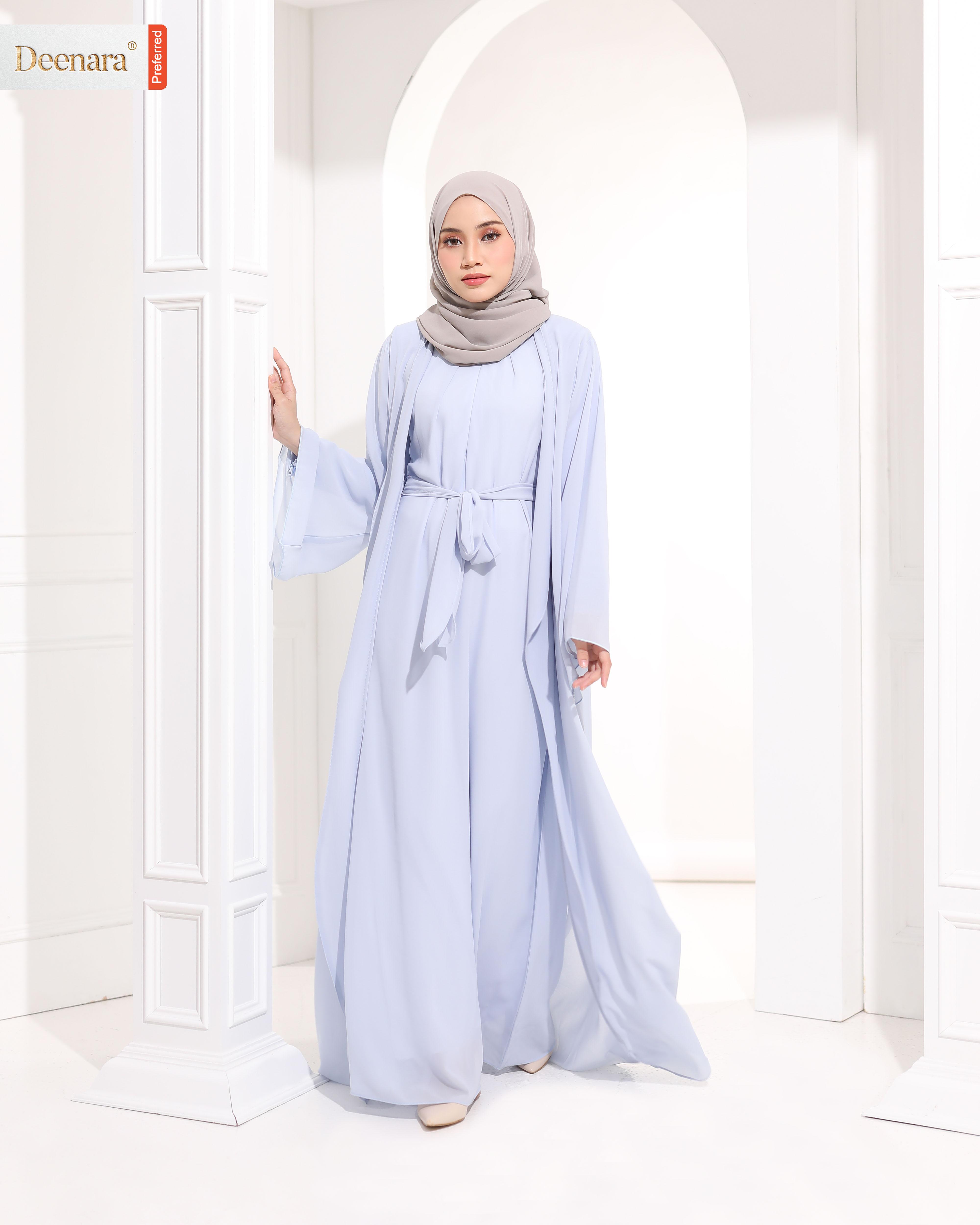 Umayra Abaya - Baby Blue