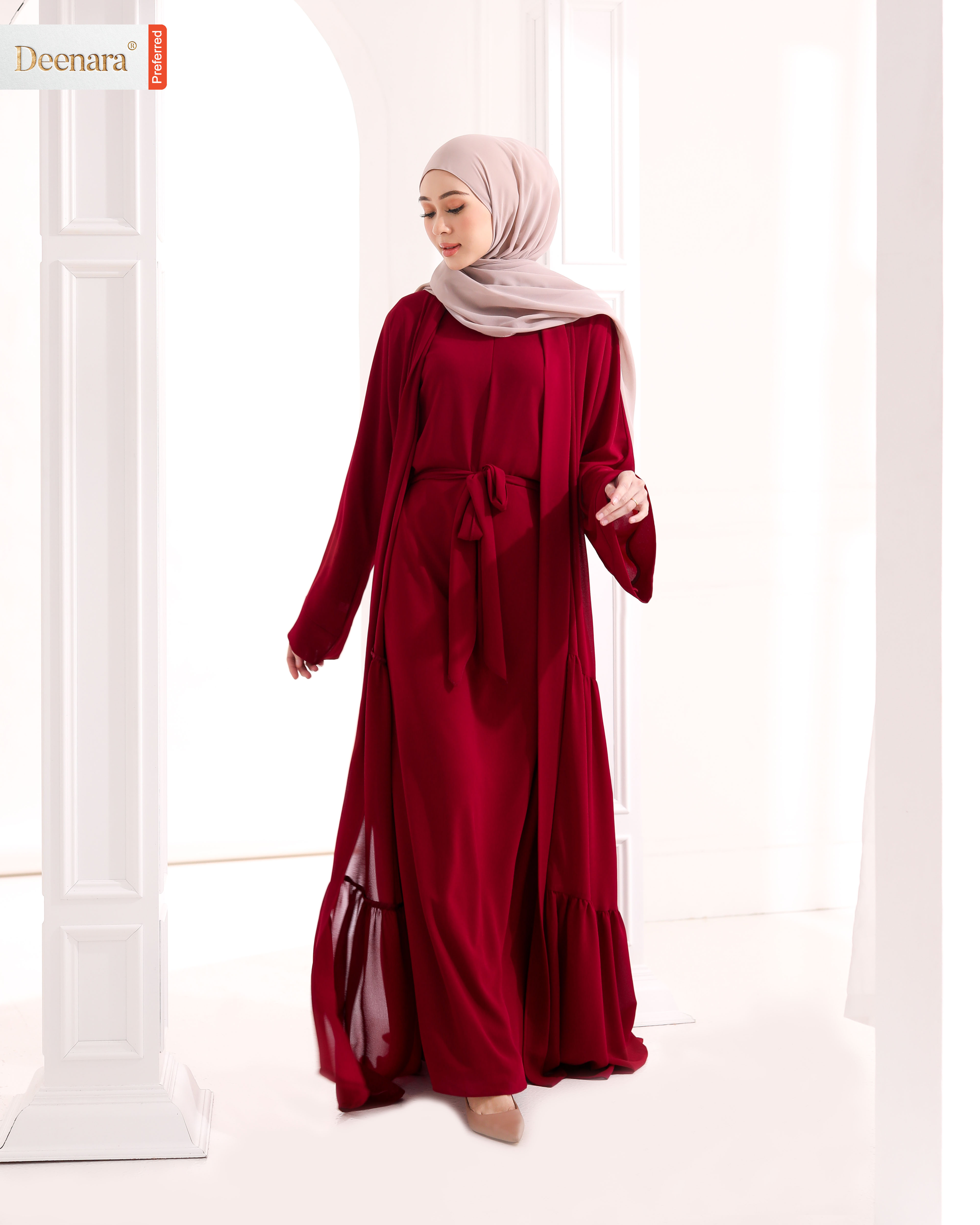 Ameera Abaya - Ruby Maron
