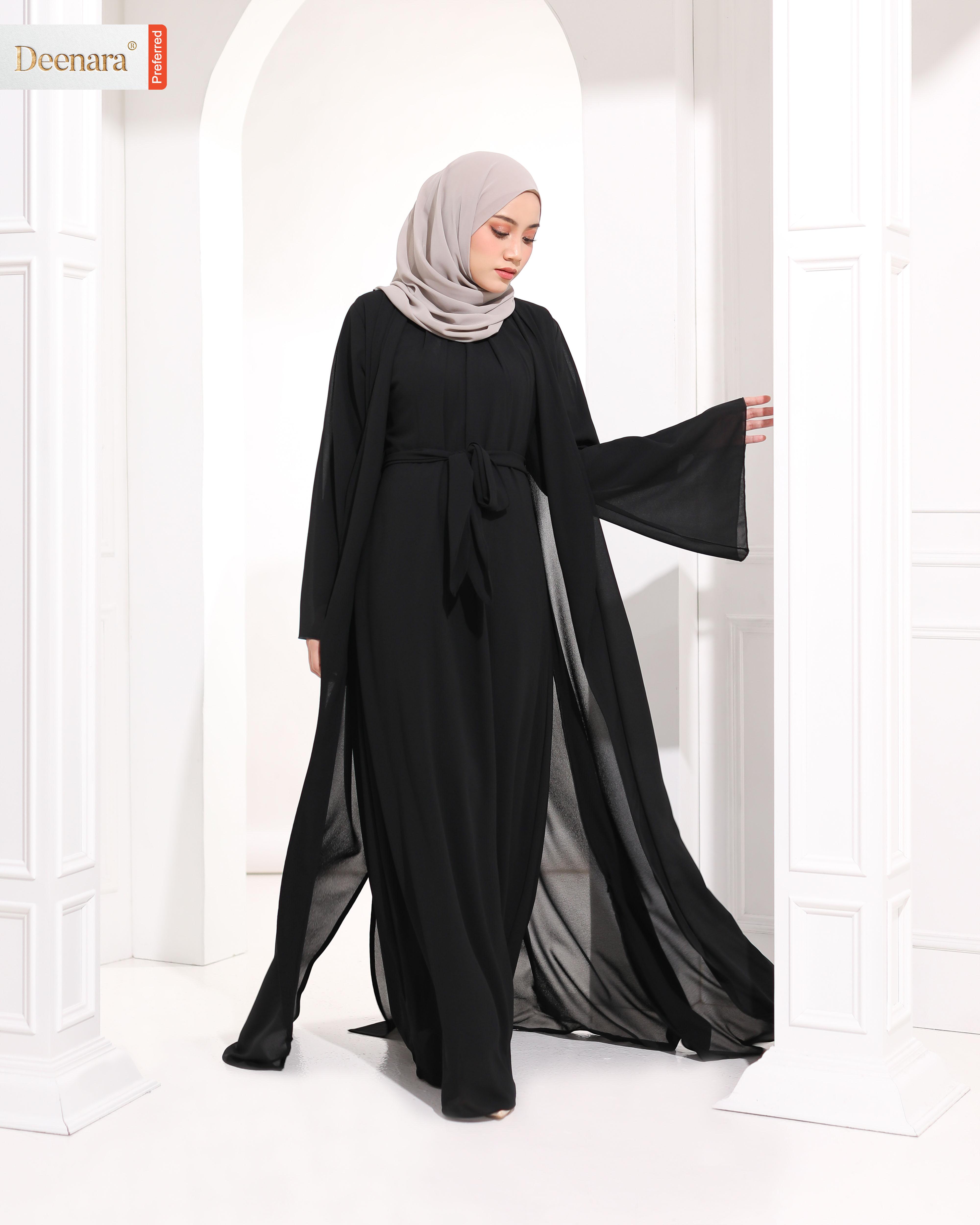 Umayra Abaya - Black