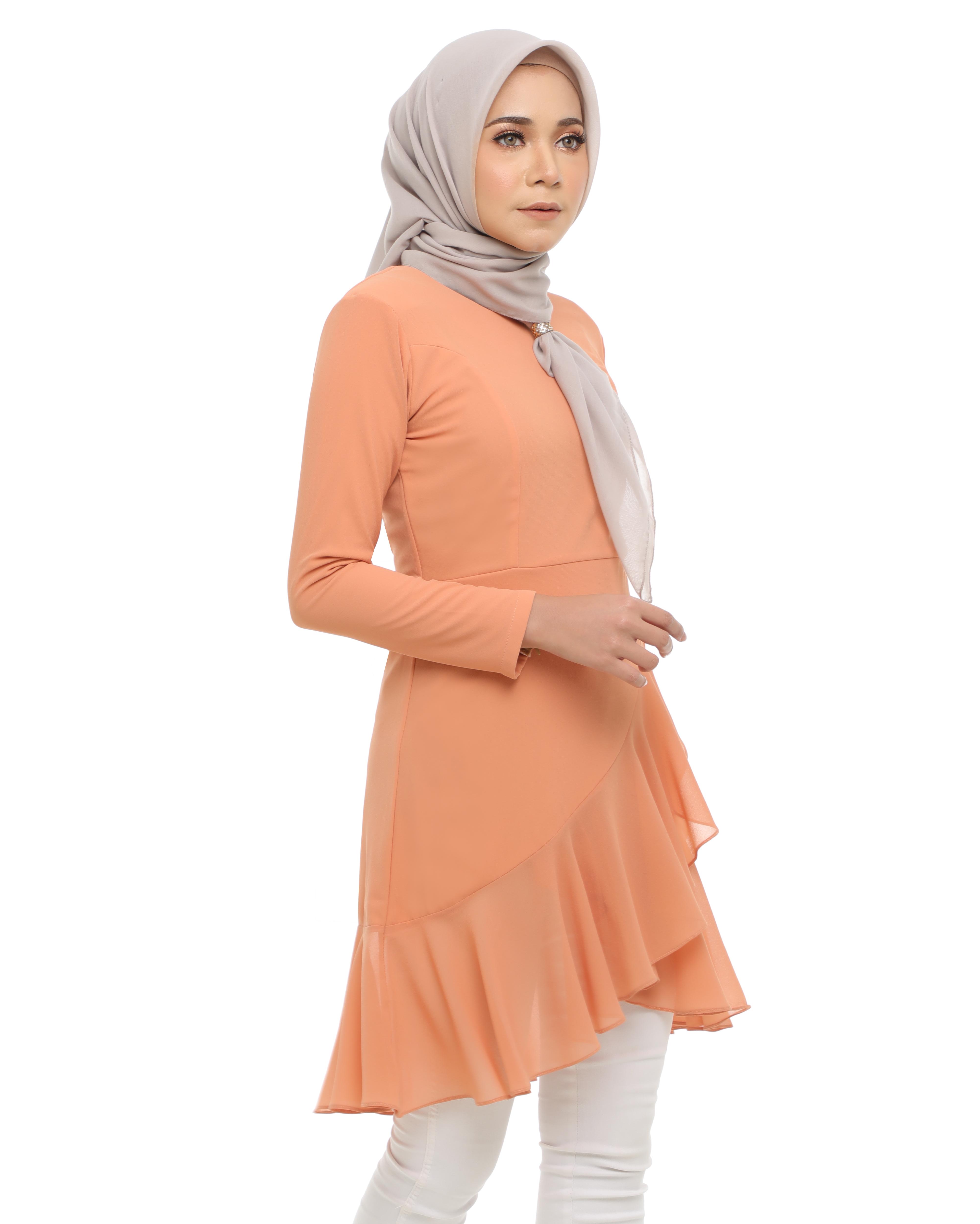 Katlyn - Soft Orange