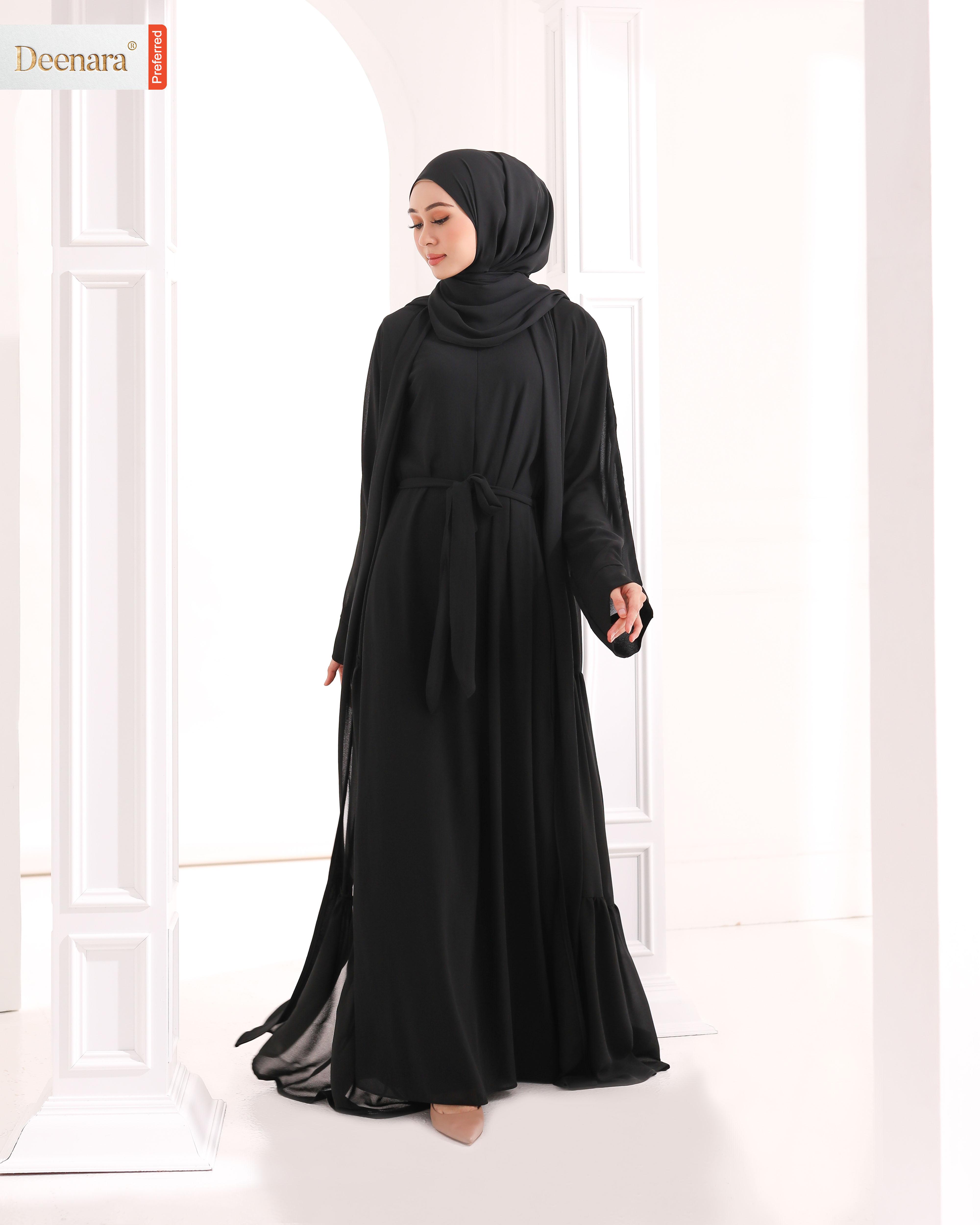 Ameera Abaya - Black