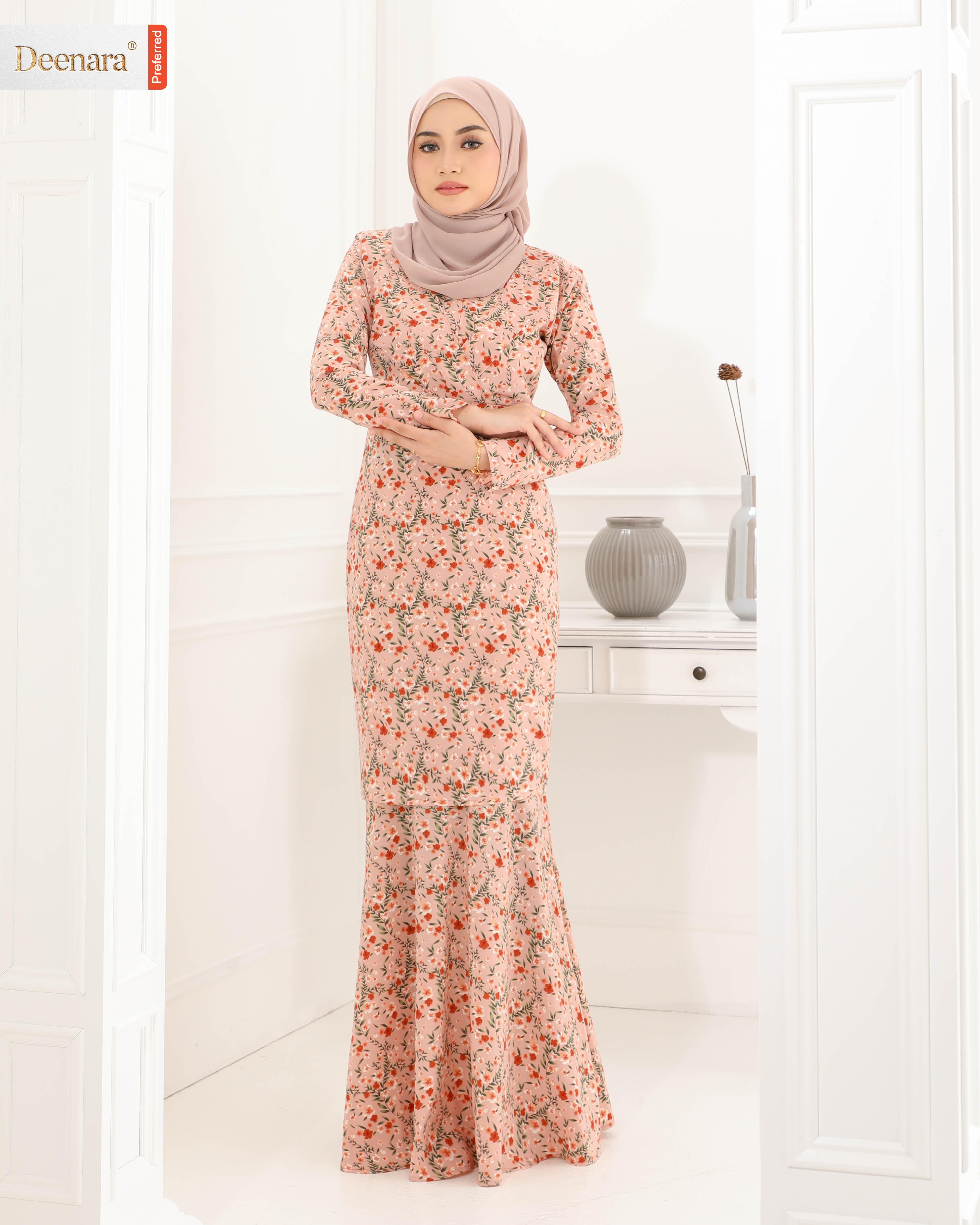Juliya - Oriental Pink