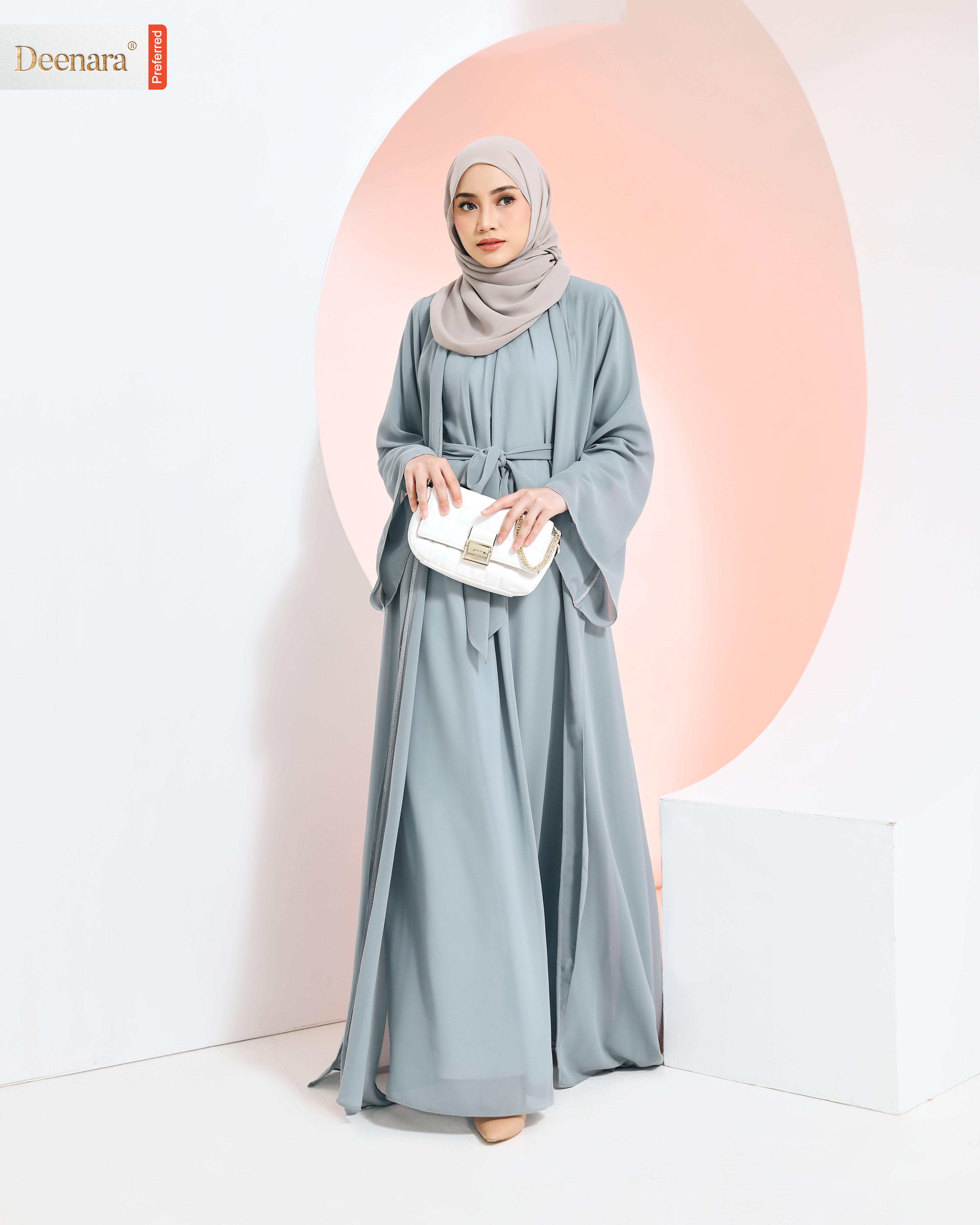Umayra Abaya - Spring Mint