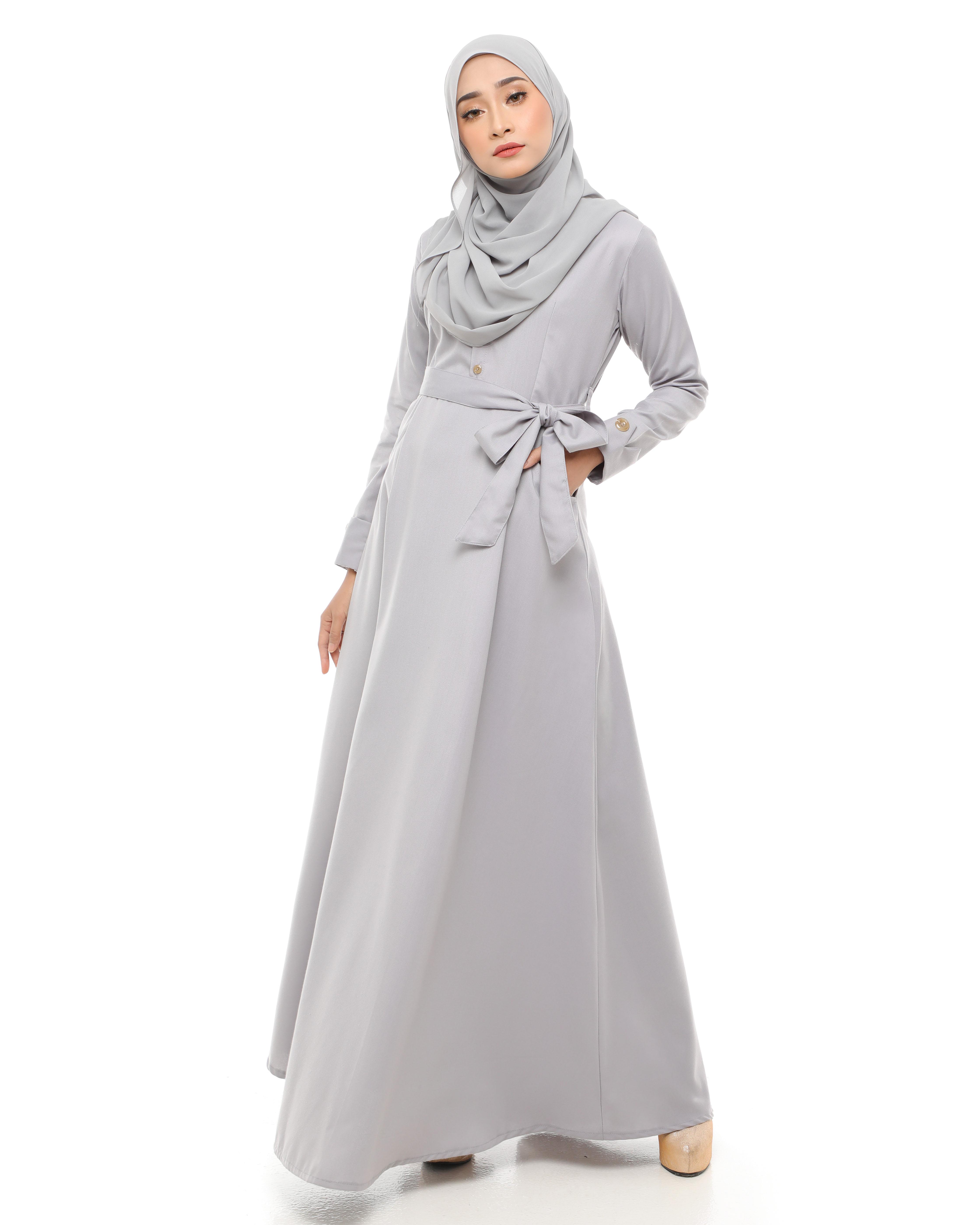 Malika - Grey