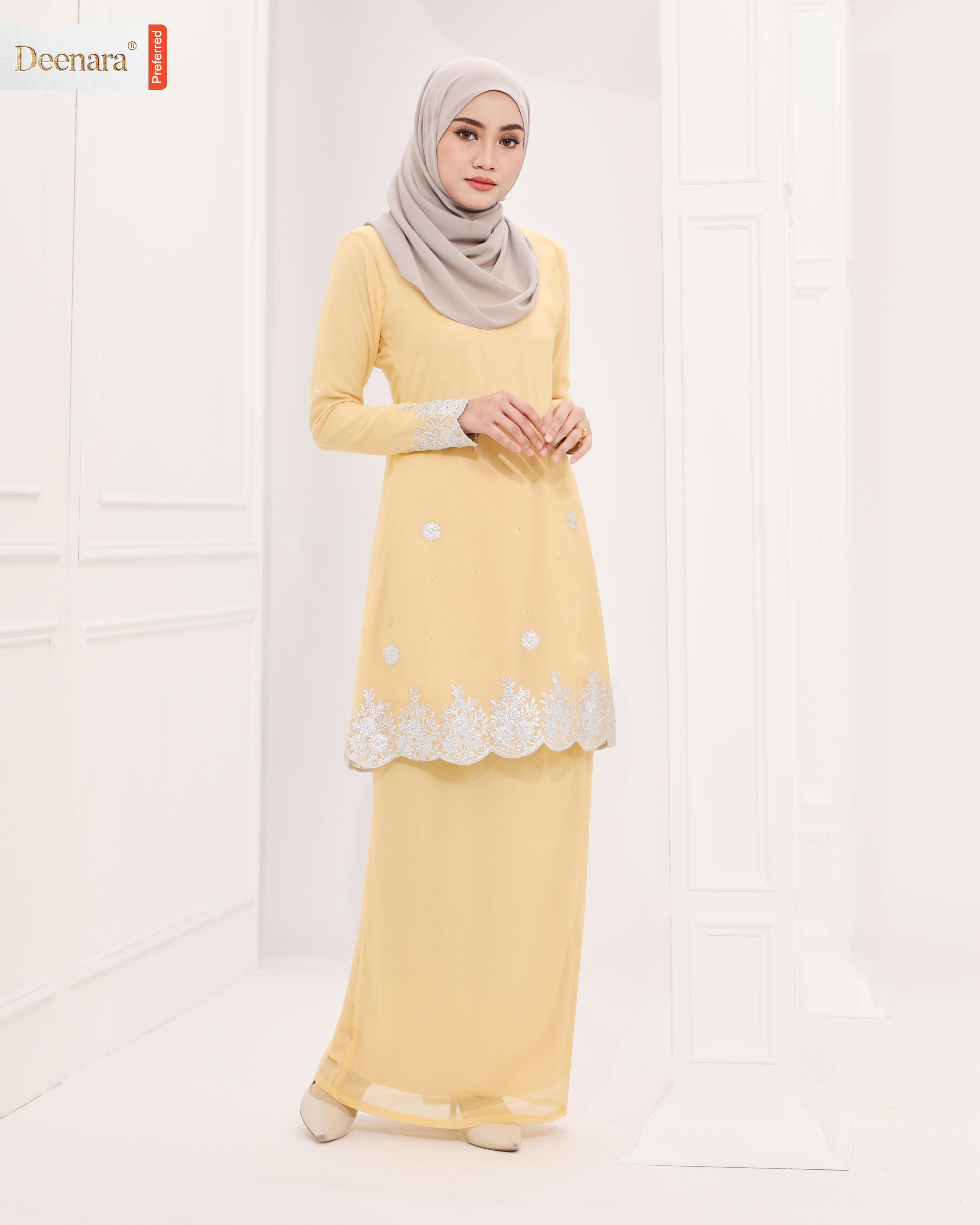 Taheyra - Gandaria Yellow