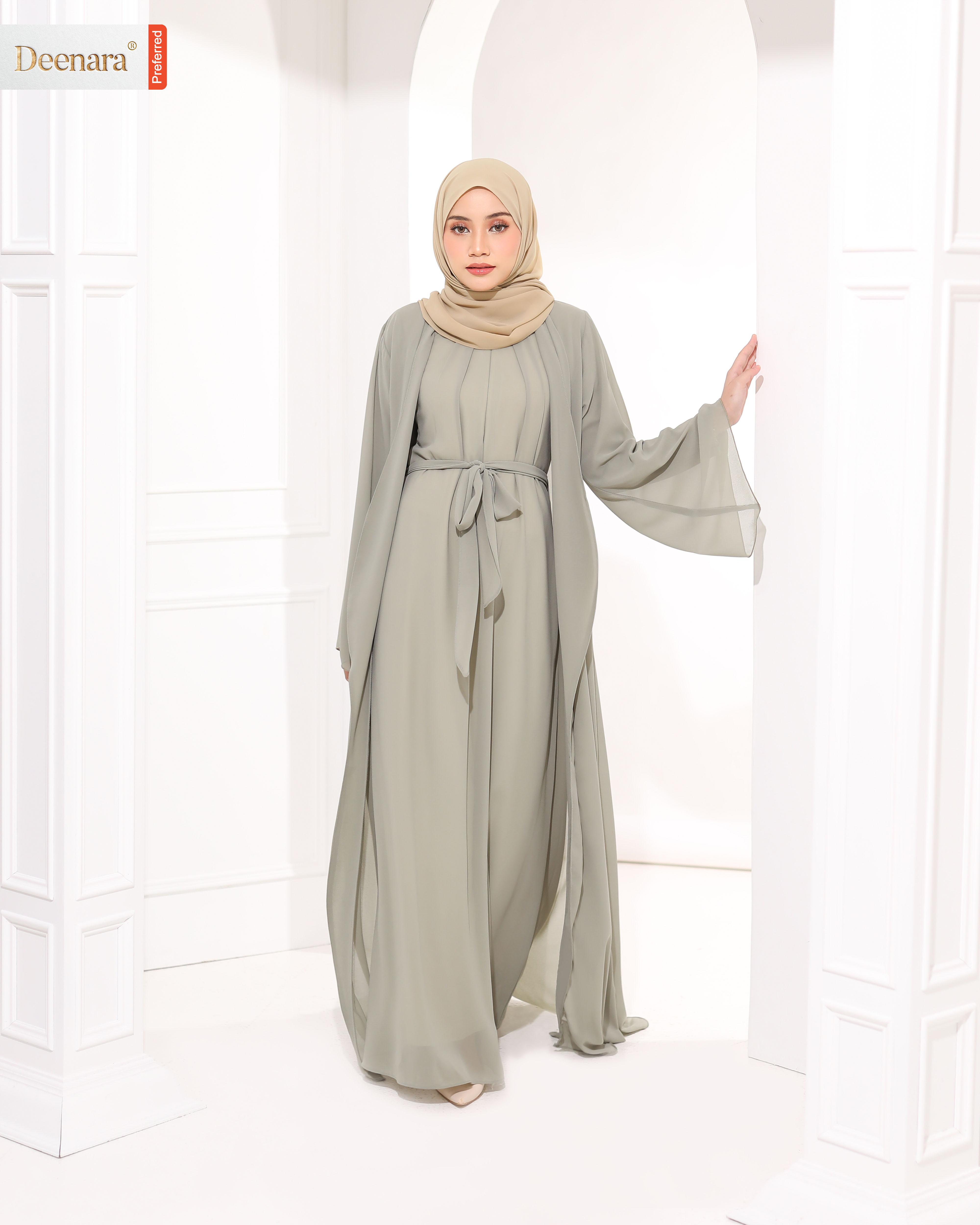Umayra Abaya - Dusty Olive