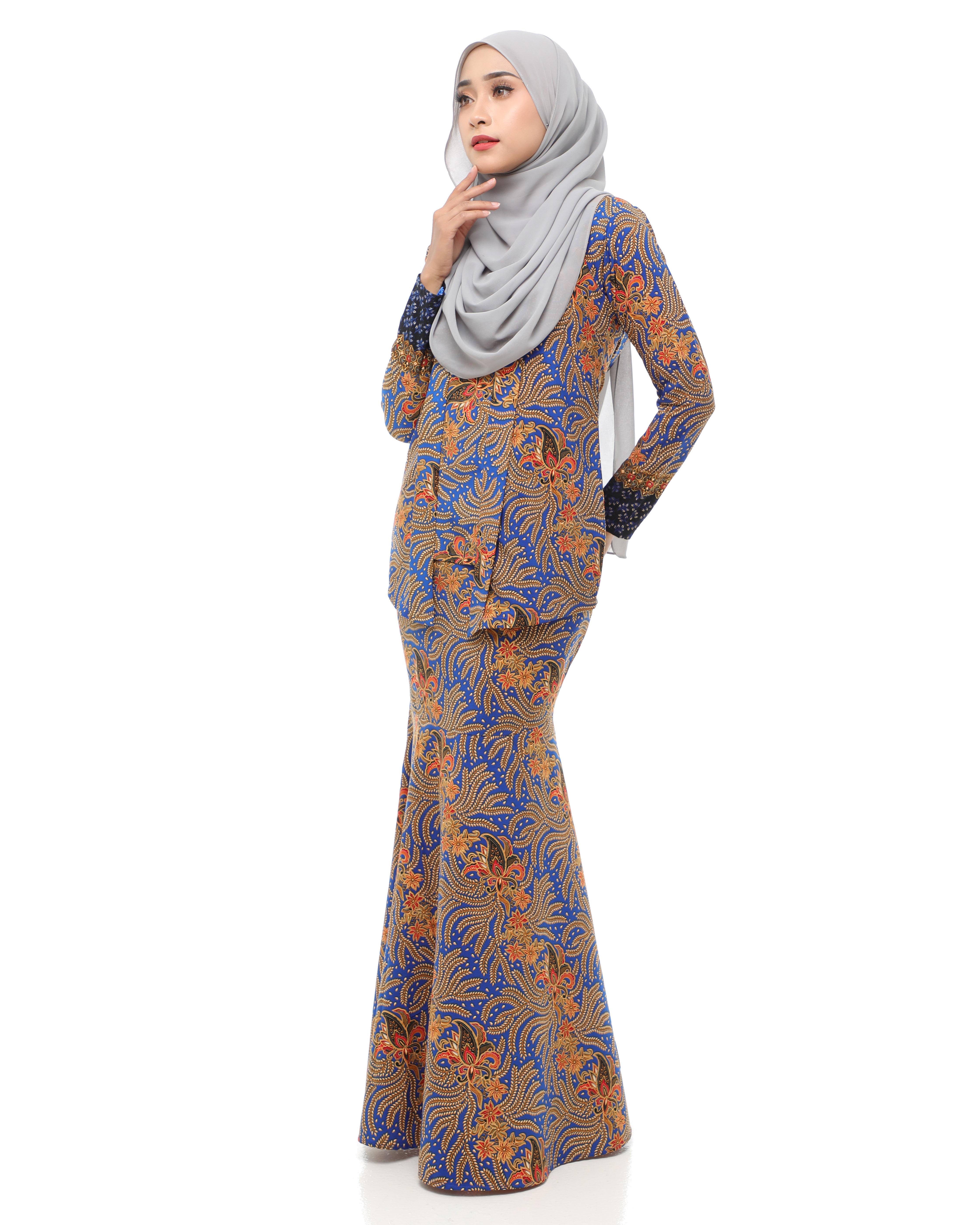 Dewi Batik - East Blue