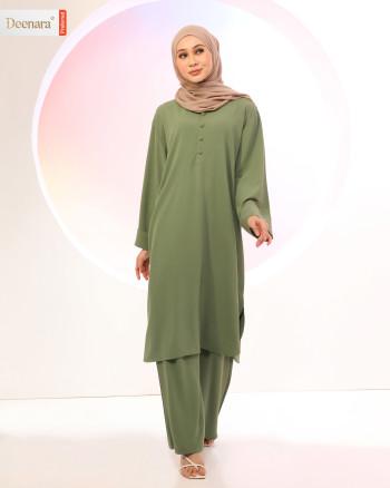 Areya - Tan Green