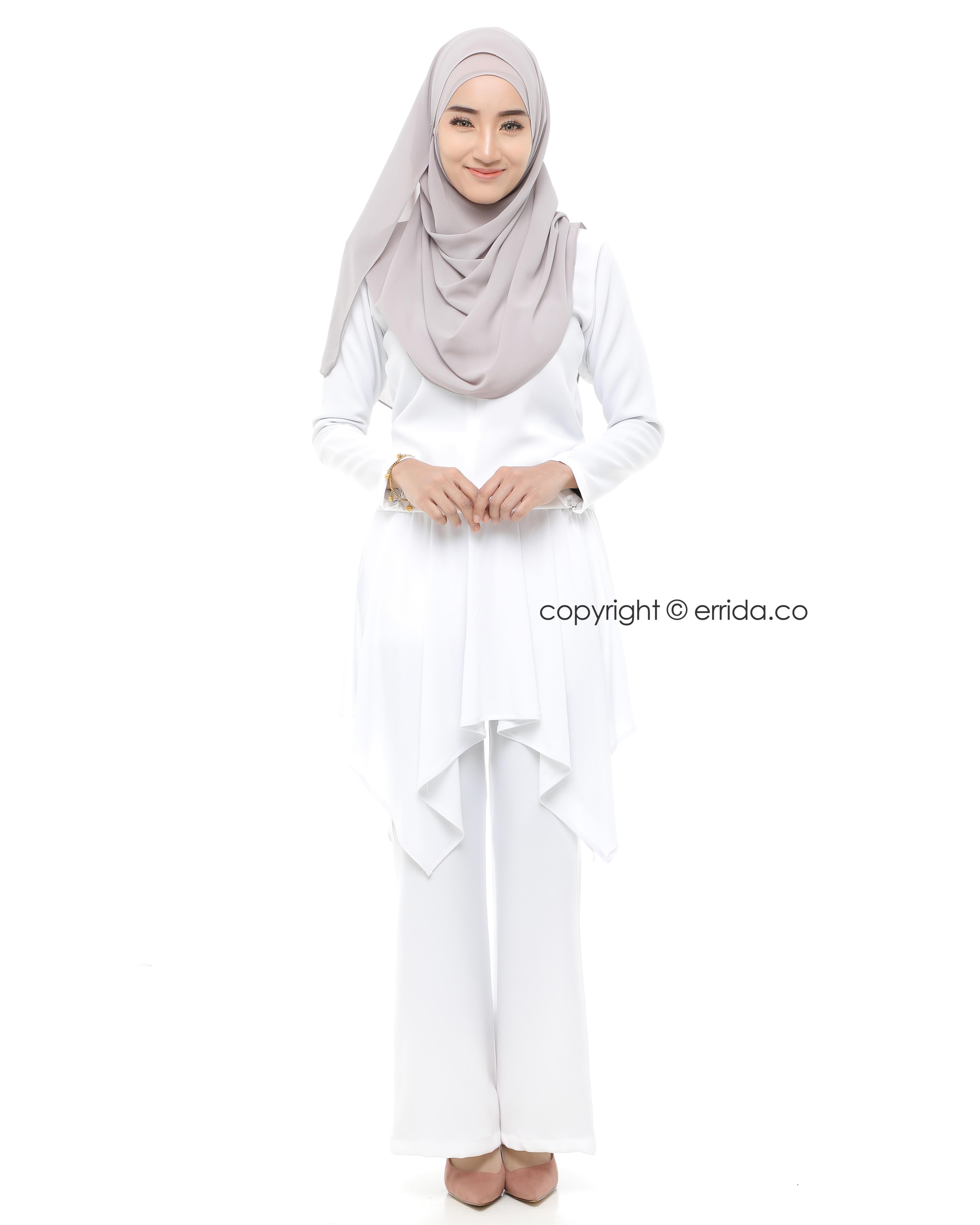 EDRINA - WHITE