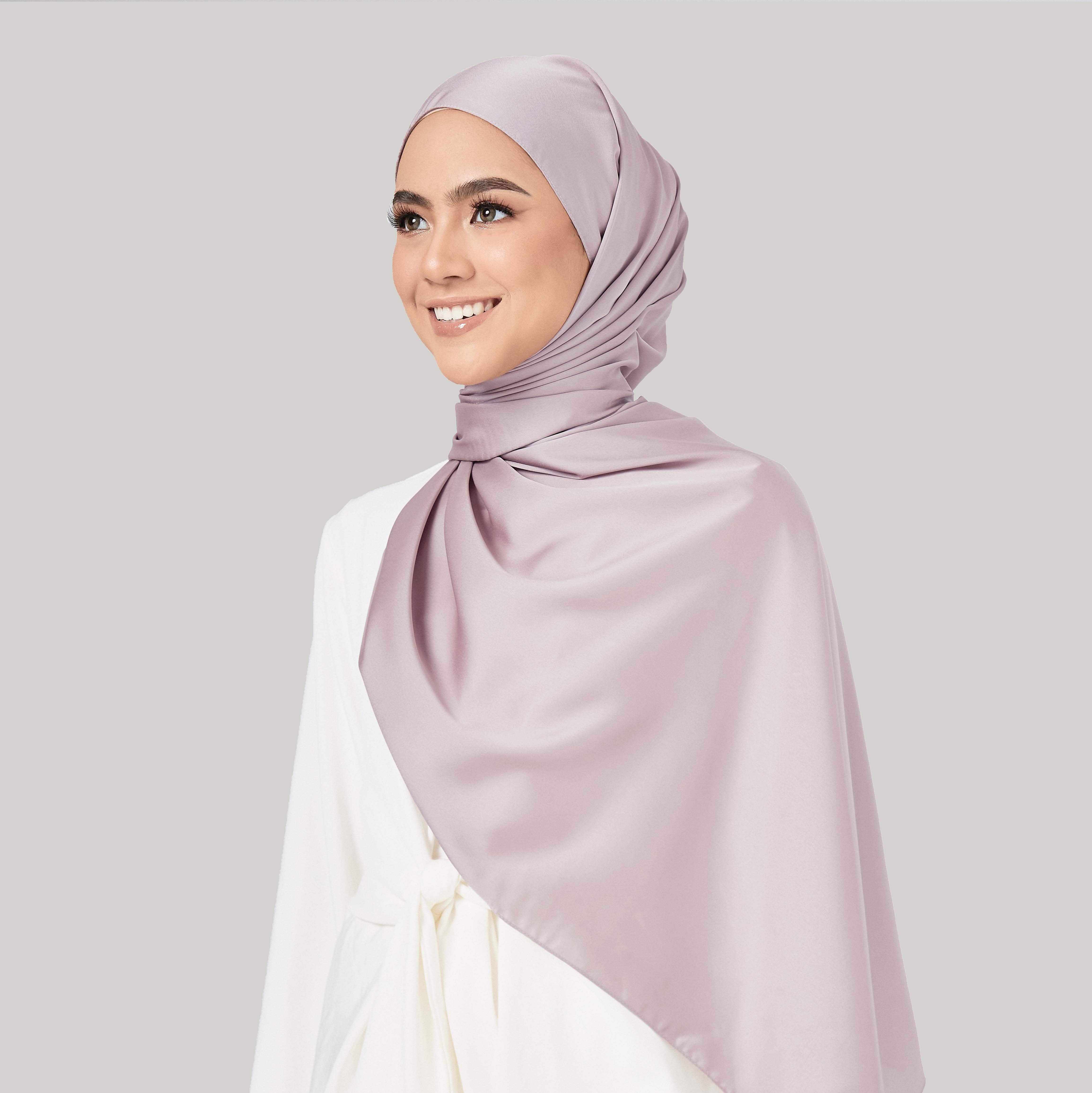 AZ Leia Shawl Haze Blush