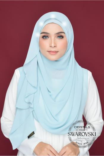 Ayra in Powder Blue