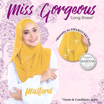 Miss Gorgeous in Mustard