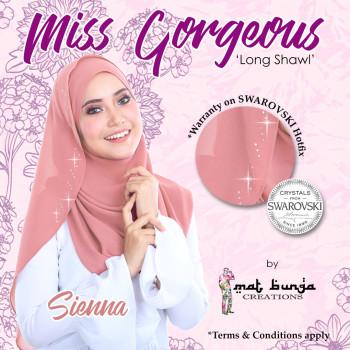 Miss Gorgeous in Sienna
