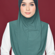 Aafiah (L) in Alge - MatBunga Exclusive