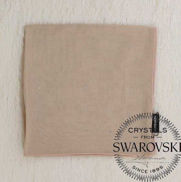 Bawal Jepun Swarovski 073 - MatBunga Exclusive