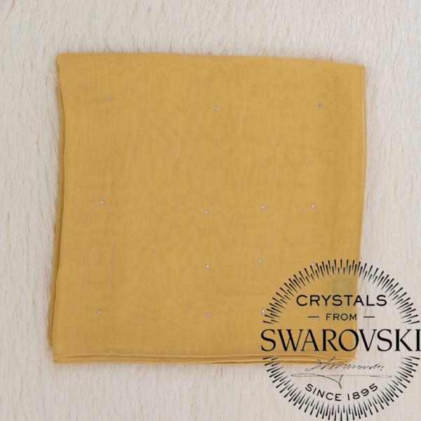Bawal Jepun Swarovski 012 - MatBunga Exclusive