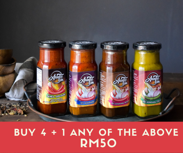 BIG COMBO PACKAGE - Auntie TIM