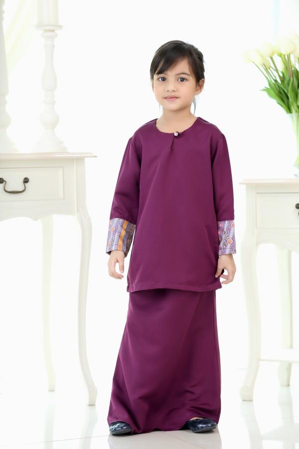 Violet Purple - Kids - blaus.my