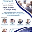 SEMINAR ONLINE - ANGEL INVESTOR VS ANGEL WAQF - TOKOAMAL.ASIA