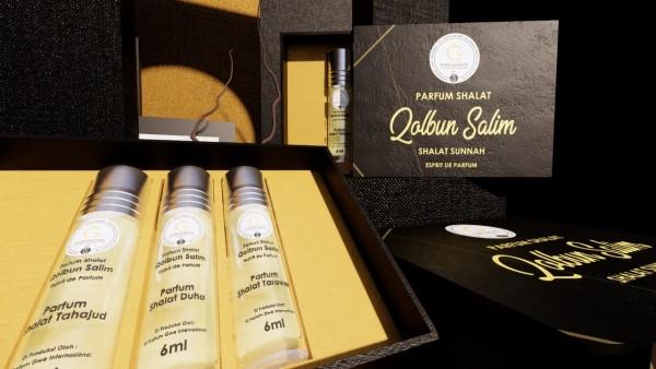 PARFUM SHALAT SUNNAH QOLBUN SALIM - TOKOAMAL.ASIA