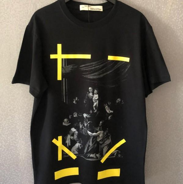 T-Shirt Off-White - TOKOAMAL.ASIA