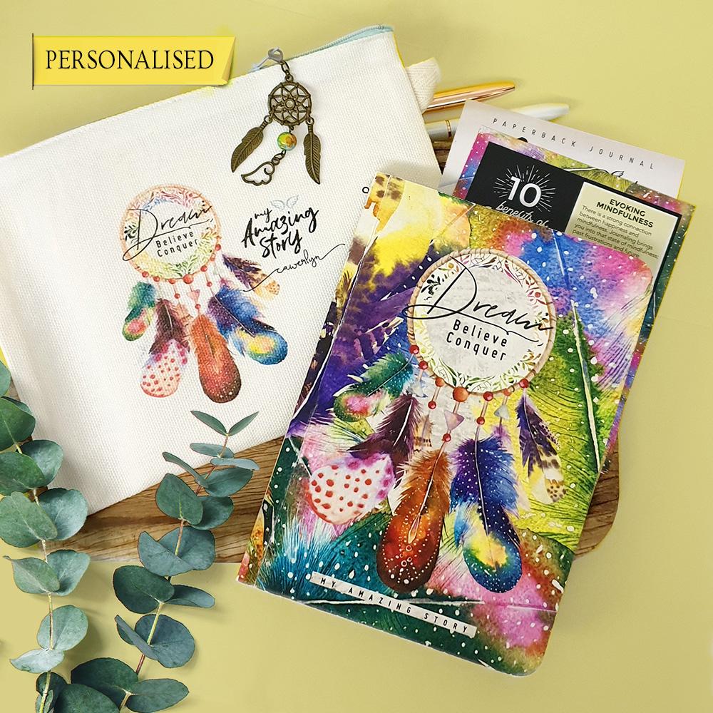 Personalised Set DC Journal