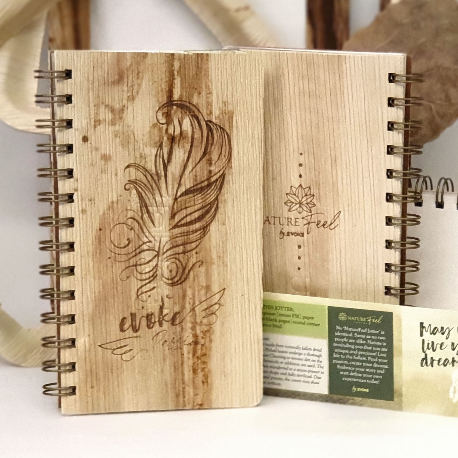 NatureFeel Jotter - Passion