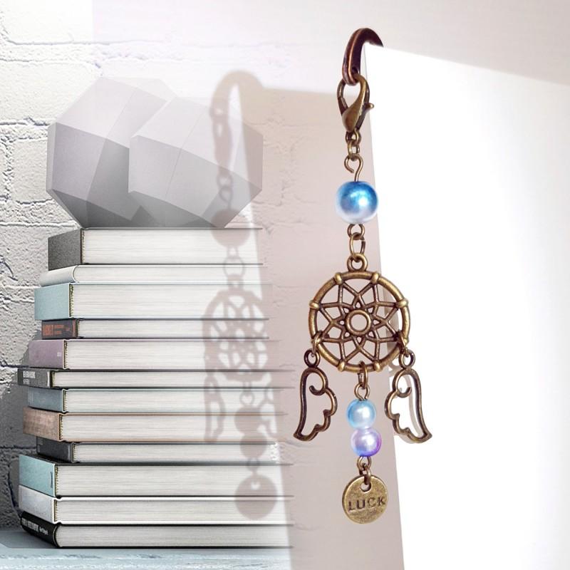 Dream Catcher Ori-Bronze Bookmark