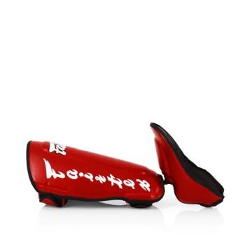 FAIRTEX IN-STEP SHIN PADS - RED