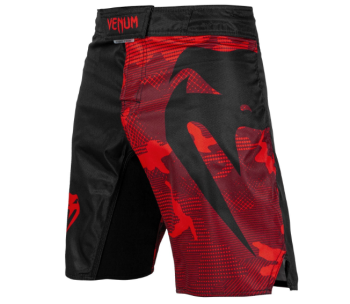 VENUM LIGHT 3.0 FIGHTSHORTS - RED/BLACK